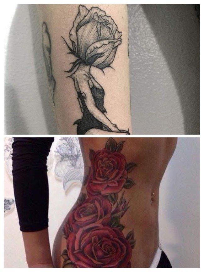 tatuajes para mujeres hermosas