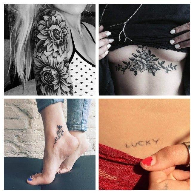 tatuajes para mujeres hombres