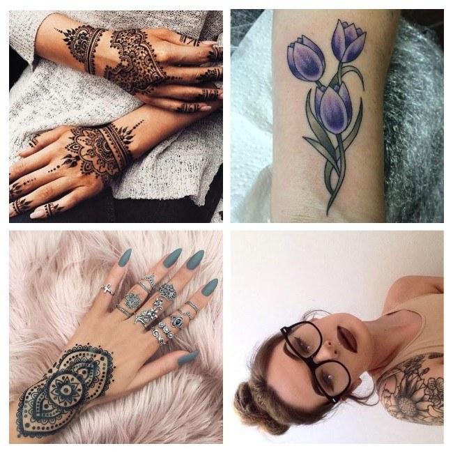 tatuajes para mujeres infinito