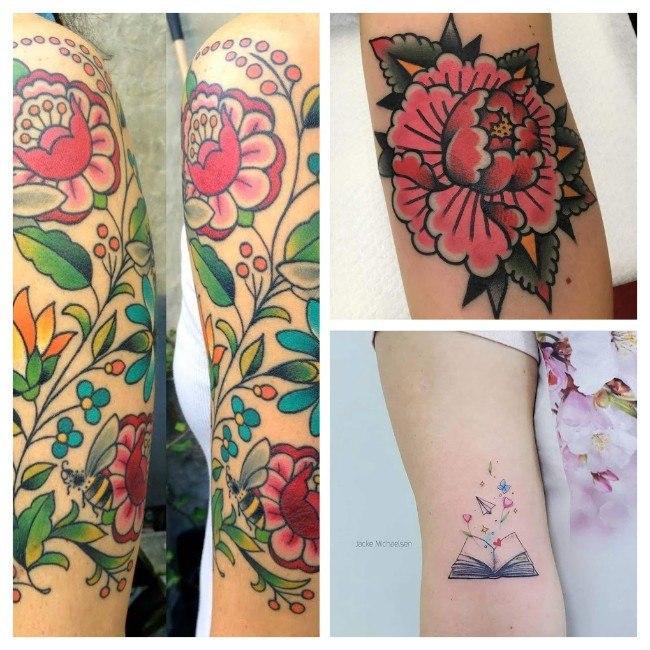 tatuajes para mujeres mano