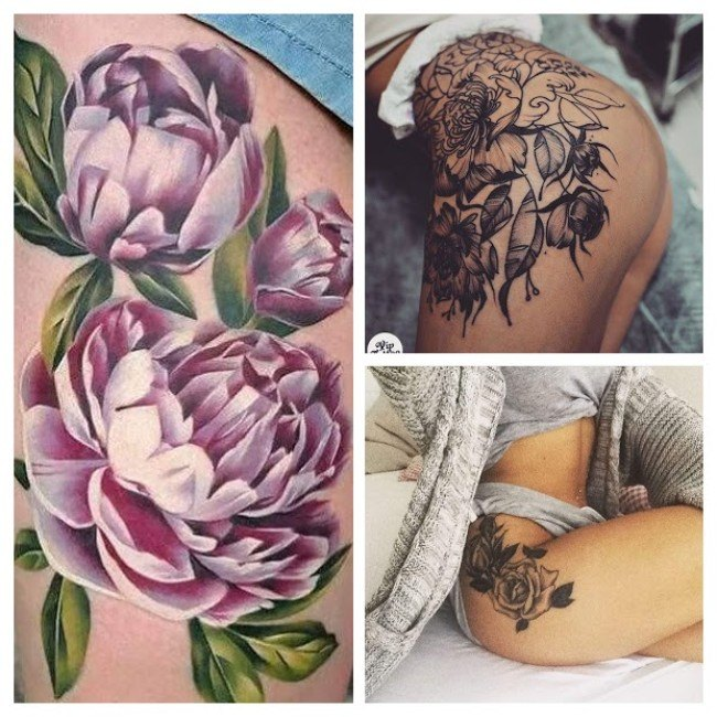 tatuajes para mujeres morenas