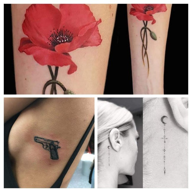 tatuajes para mujeres muñeca