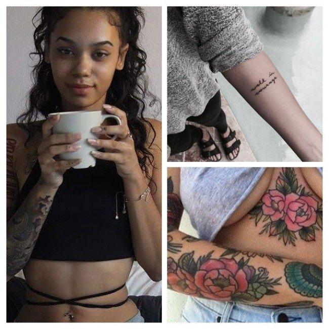 tatuajes para mujeres tribales
