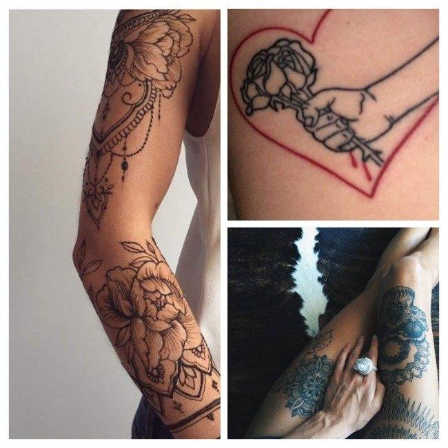 tatuajes para una mujer
