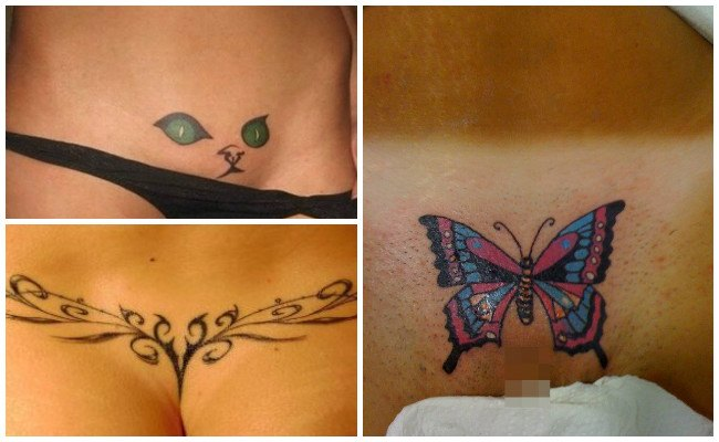Tatuajes en partes íntimas para hombres