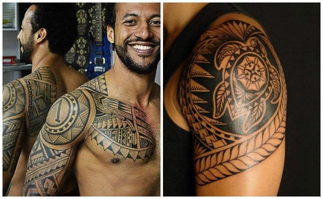 Tatuajes polinesios