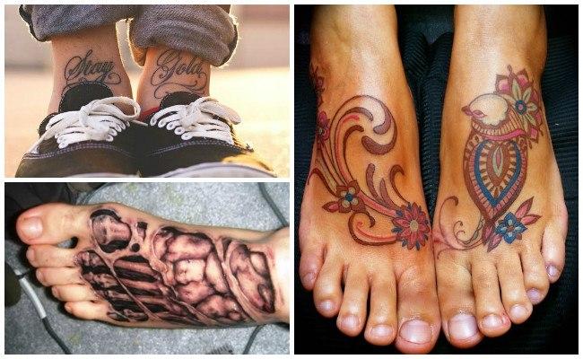 Tatuajes en el tobillo para hombres