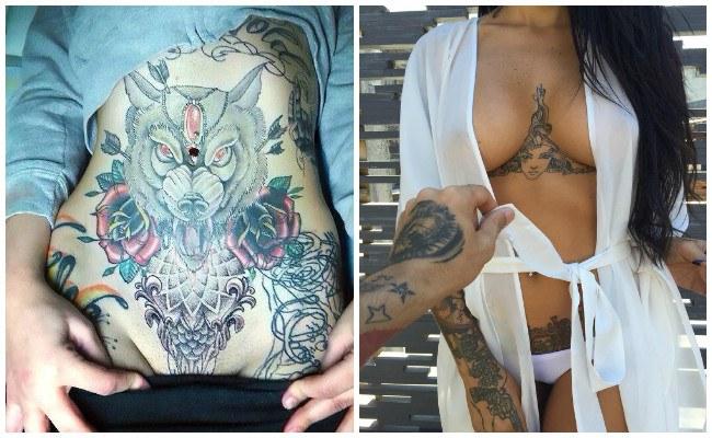 Tatuajes en la vagina