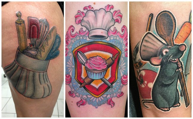 Ver tatuajes de chef