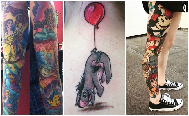 Ver tatuajes de disney