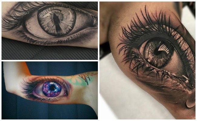 Ver tatuajes de ojos