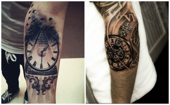 Ver tatuajes de relojes