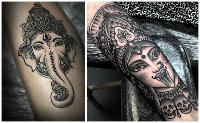 Ver tatuajes hindúes
