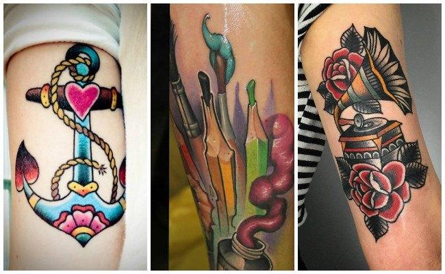 Ver tatuajes modernos