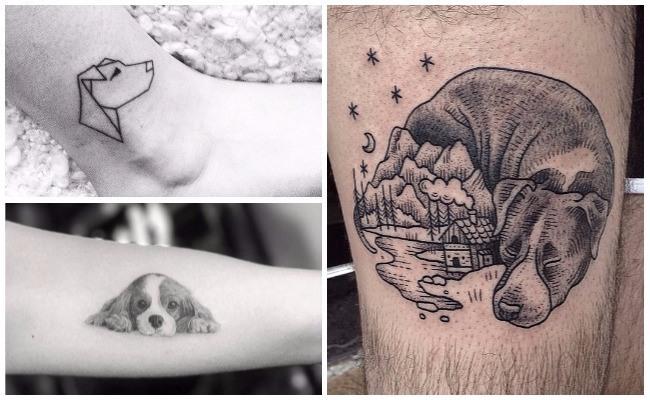 Ver tatuajes de perros